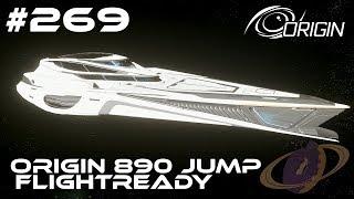 Star Citizen #269 Origin 890 Jump - Flightready Tour [Deutsch] [1440p]