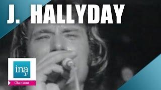 "Johnny Hallyday ""Oh ! Ma jolie Sarah"" (live) - Archive vidéo INA"