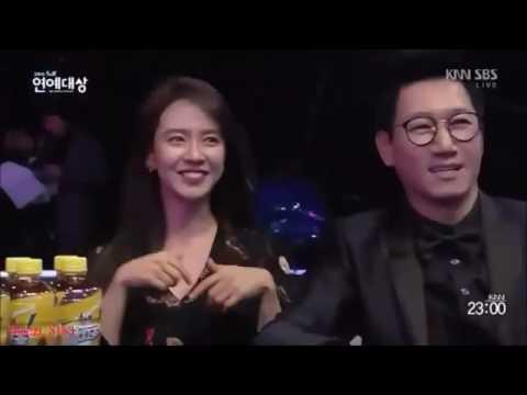 Cute Song Ji Hyo & Ji Suk-jin to Twice 'TT'