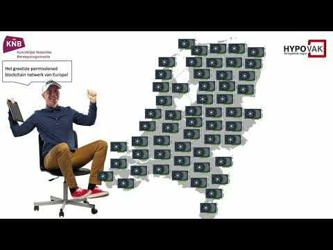 HypoVak 2019   Notariële blockchain brengt digitaal zakendoen naar een hoger niveau   justin Schlee