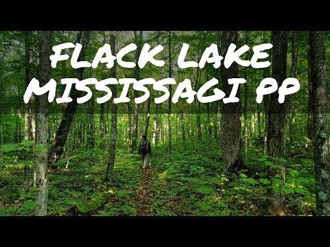 Flack Lake Loop - Mississagi Provincial Park - Part 2