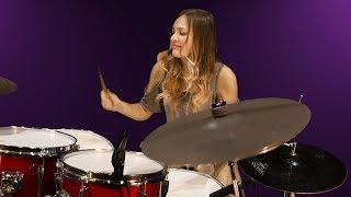 Slow Ride – Foghat / Mia Morris /full version drum cover/ Nashville Drummer, Musician, Songwriter