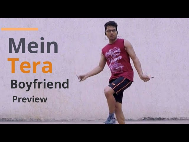 Main Tera BoyFriend | Jump Rope Dance Video