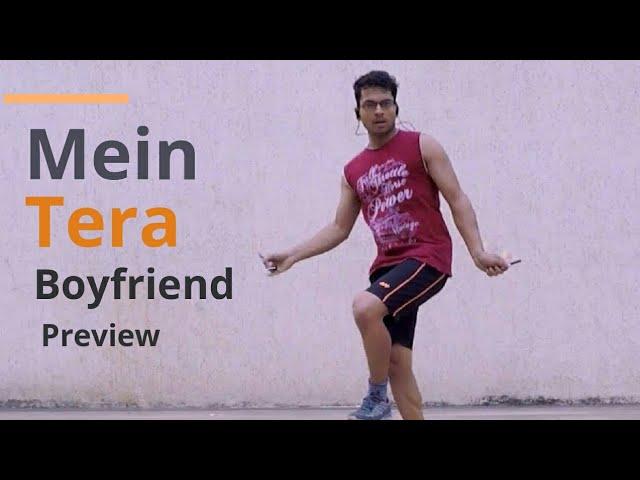 Main Tera BoyFriend | Jump Rope Dance Video