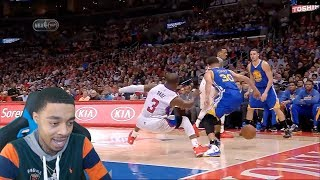 FlightReacts NBA's Top 100 Crossovers Of The Decade!