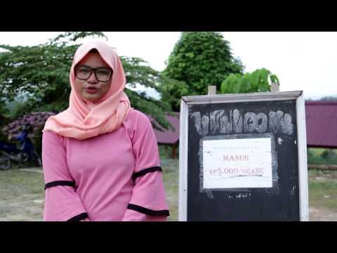 Menjelajahi Kota Bontang dan sekitarnya #Pondok Alam Wisata 77 Bontang