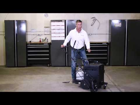 Asphalt Crack Repair Sealing Machine | Tools & Equipment | Asphalt Kingdom