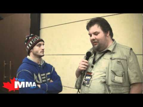 MMA The Reckoning Brad Pickett Interview.mpg