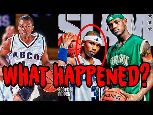 In High School He DOMINATED NBA STARS.. What Happened?