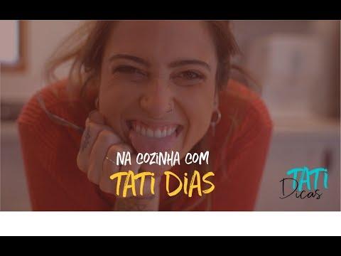Na cozinha com Tati Dias thumbnail