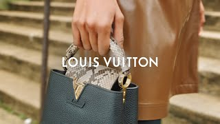 Trying on Holiday Looks | LOUIS VUITTON