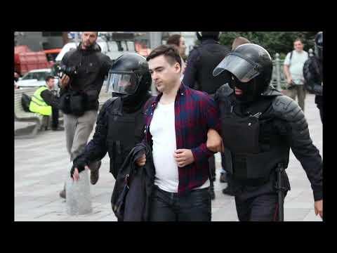 НАЧИНАЙТЕ ЗАДЕРЖАНИЯ!!! I Радиоперехват полиции на митинге 3 августа