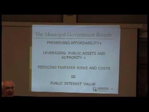 Mike Lewis: Community Land Trust presentation
