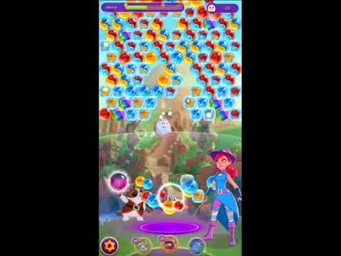 Bubble Witch Saga 3 Level 519 - NO BOOSTERS 🐈