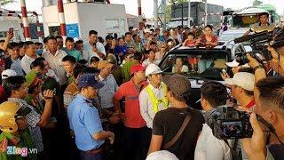 500 AE Tài Xế ĐI tìm Giang Hồ Bảo Kê BOT Cái LẬy-News Zing
