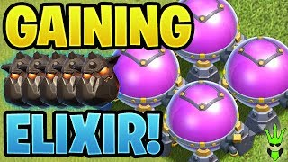 GAINING ELIXIR BY USING MORE DARK ELIXIR! - Let's Play TH12 - Clash of Clans
