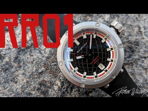 Buyalov Radioroom RR01 - Valueprop Statement Watch