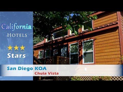 San Diego KOA, Chula Vista - California