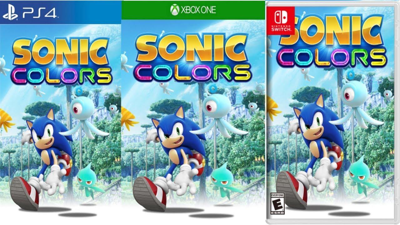 Sonic Colors – Fondos de Pantalla