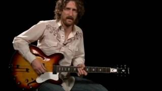 Blues Rhythm Fills Groove Lesson with Johnny Moeller