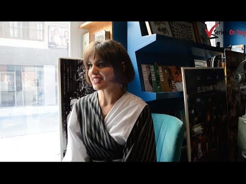 ¡DÉJATE LLEVAR!  Entrevistamos a Verónica Echegui