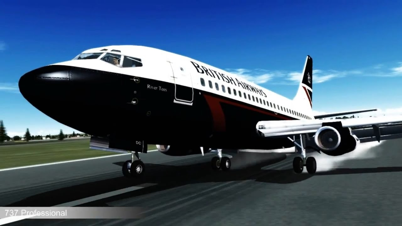 737 Professional - Just Flight