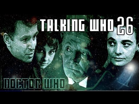 Doctor Who | The Sensorites | Susan Foreman | The Who Shop | 1st Doctor | Talking Who 26