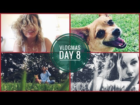 HOW DO YOU DEAL WITH STRESS ? | VLOGMAS DAY 8