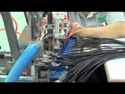 USB Reversible Cable Production Procedure