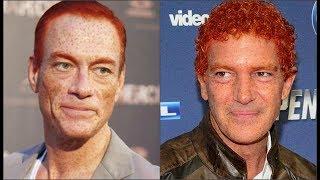 Как бы выглядели голливудские звезды, если бы они были рыжими