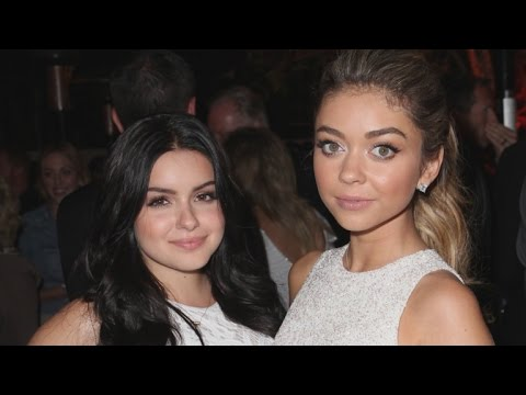 EXCLUSIVE: Sarah Hyland 'Very Proud' of 'Modern Family' Sister Ariel Winter's Body-Positive Outlo…