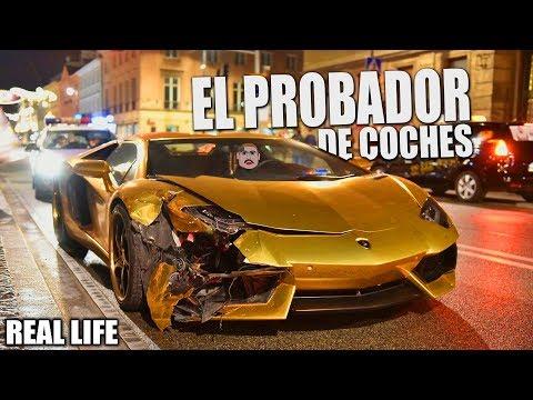 EL PROBADOR DE COCHES DE SIMULADOR LIFE