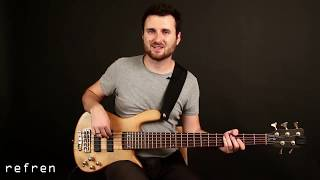 Adrian Ciuplea - Lectie de bass - Basul si cu toba mare