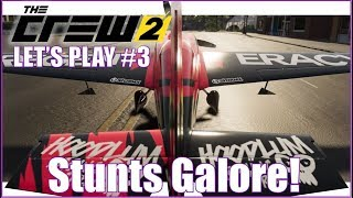 The Crew 2: Stunts Galore! Let