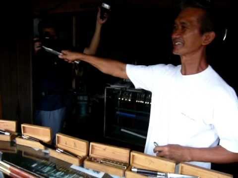 Balisong Man
