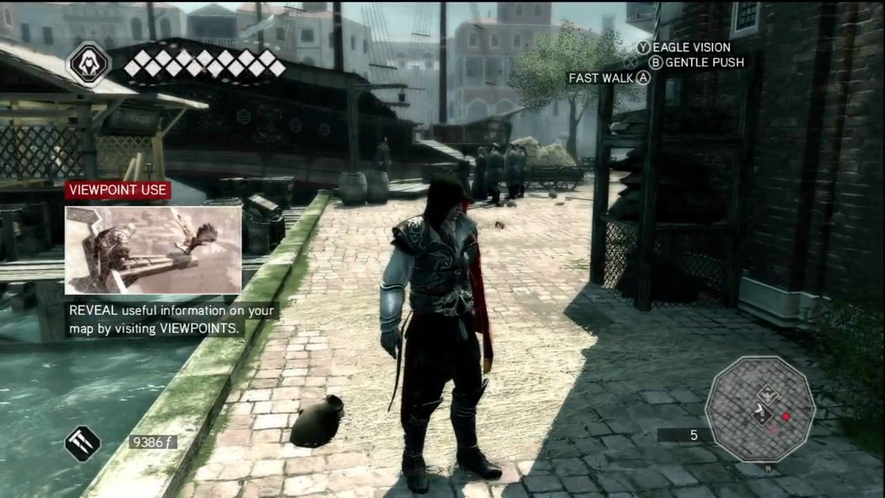 Assassin S Creed 2 Xbox 360 Gameplay Part 21 Of 21 720p Hd By Nitro2