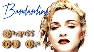 Madonna Borderline (Strauss DJ Friendly Mix)