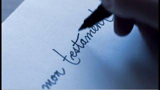 Les testaments olographes et vous