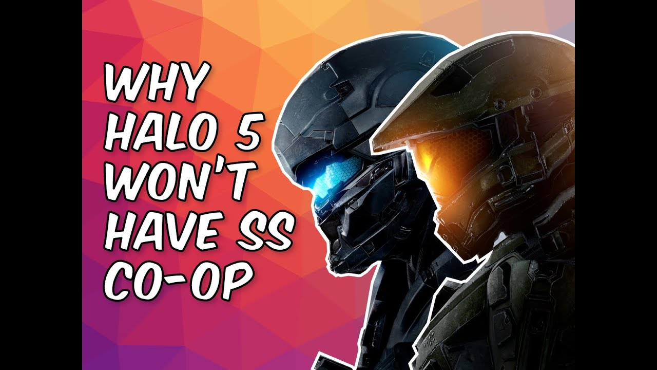 No Split-Screen Multiplayer In Halo 5: Guardians