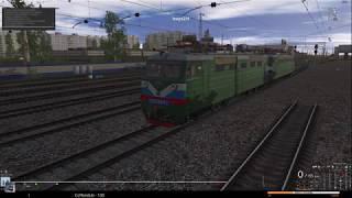 Trainz2019 Неофициальный Мультиплеер, ВЛ60пк-1842.