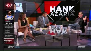 Hank Azaria joins SportsCenter to promote IFC's