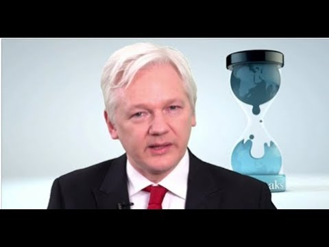 JULIAN ASSANGE ANNOUNCES AN OCTOBER SURPRISE ON HILLARY'S BIRTHDAY!