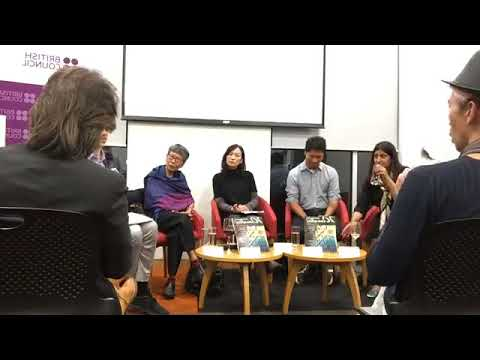 Writing Hong Kong Event - Friday 1st Dec 2017