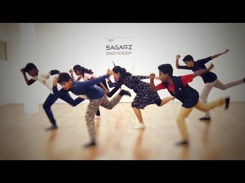 VANAKKAM CHENNAI | OH PENNE PENNE | SAGAR'Z DANCE ACADEMY | DANCE OUT 2018 | KIDS | DANCE REHEARSAL