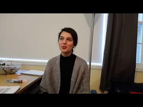 Cours de TAED Montreal Témoignages 1 FR