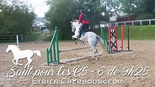 Obstacle - G5-6 - 9h25 - Etrier Cherbourgeois