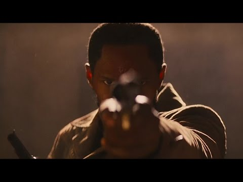 Django Candyland Shootout Scene   HIGH QUALITY