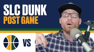 Utah Jazz vs Memphis Grizzlies Post Game Reaction - Ricky Rubio was huge with 29 pts!
