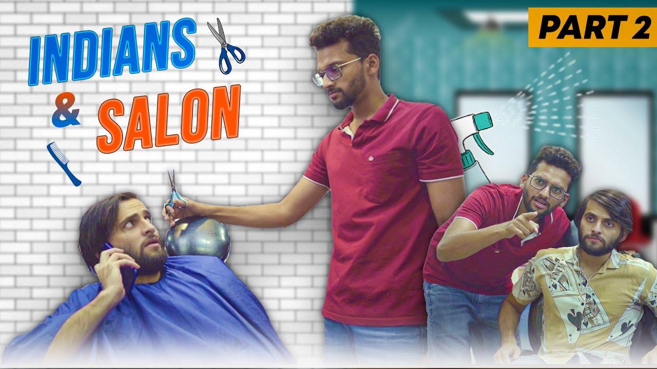 Indians & Salon Part 2 | Funcho
