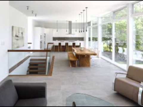 Awesome Modern House Design Concept in Modern Riverside Home in Dubrobin, Ontario, Canada